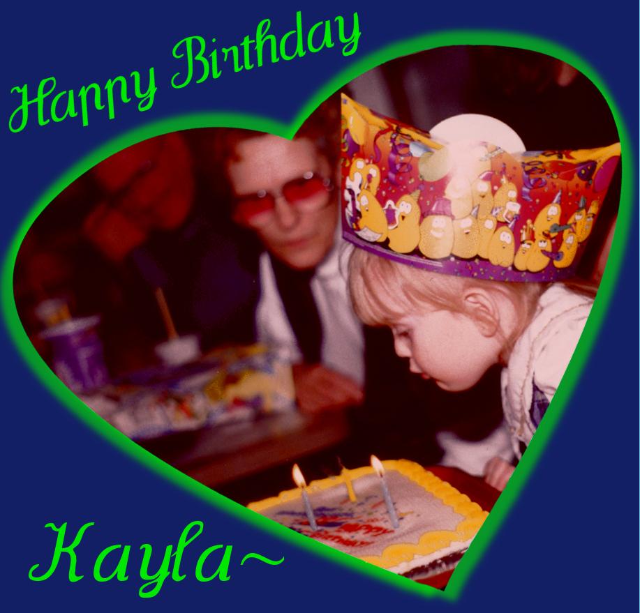 Happy BD Kayla